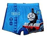 Unbekannt Thomas die kleine Lokomotive Jungen Badeshort Badehose Thomas and Friends (104 (4 Jahre), Blau)