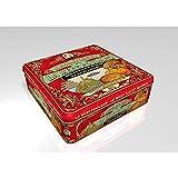 La Mère Poulard Coffret Collector Assortiment Sablés-Cookies-Palets-Galettes Caramel 800 g