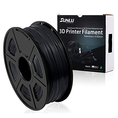 2.2 Lbs 1kg Spool 1.75mm Light Blue Pla 3d Printer Filament Relieving Heat And Thirst. - Dimensional..