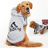 WaWa Kapuzenpullover für Hunde, Aufdruck