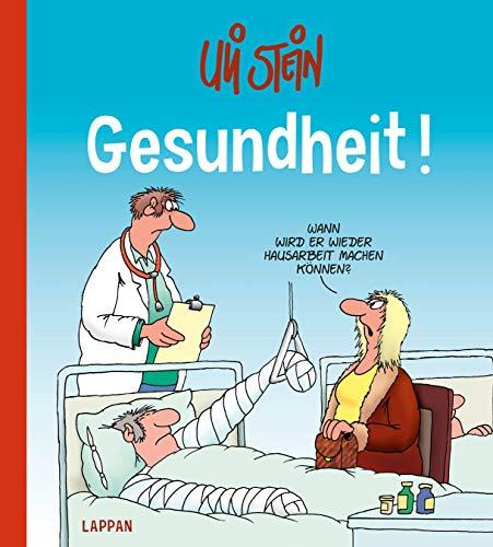 Uli Stein Cartoon-Geschenke: Gesundheit!