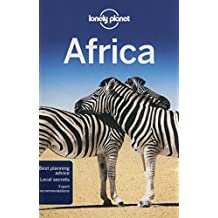 Lonely Planet Africa (Travel Guide) by Lonely Planet (2013-11-01)
