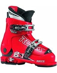 Roces IDEA Chaussures de ski Enfant Taille réglable