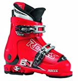 Roces Kinder Skischuhe Idea 19.0-22.0 MP, Red-Black, 30/35, 450501-002
