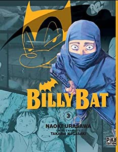 Billy Bat Edition simple Tome 3