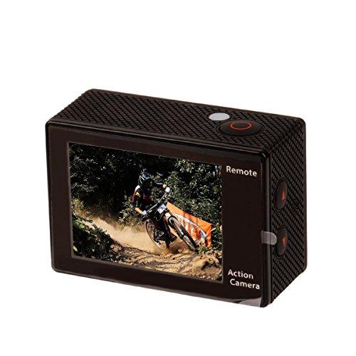 Ckeyin® Mini Ultra HD 4K Wi-Fi Cámara Impermeable 2-pulgadas de pant
