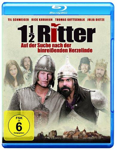 1 1/2 Ritter - Auf der Suche nach der hinreißenden Herzelinde [Blu-ray]