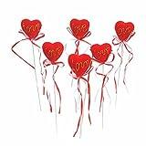 Valentine Love Heart Bouquet Fillers, Ch...