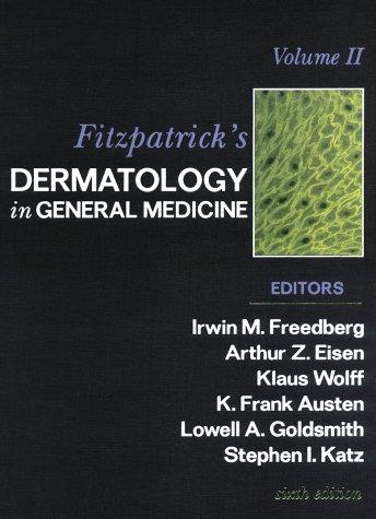 Title: Fitzpatricks Dermatology in General Medicine Vol 2