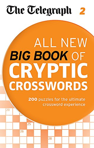The Telegraph: All New Big Book of Cryptic Crosswords 2 (The Telegraph Puzzle Books)