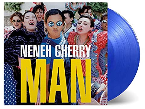 Man (Ltd Clear Blue Vinyl) [Import allemand]