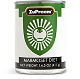 ZUPREEM 230010 Marmoset Diet Food, 14.5-Ounce by ZuPreem