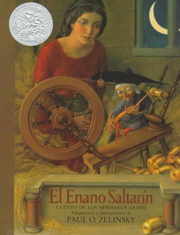 El Enano Saltarin (Rumpelstiltskin) por Brothers Grimm