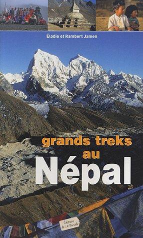 Grands treks au Népal par Elodie Jamen, Rambert Jamen