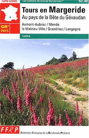 Tours en Margeride par Guide FFRP