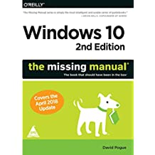 Windows 10 : The Missing Manual, Second Edition