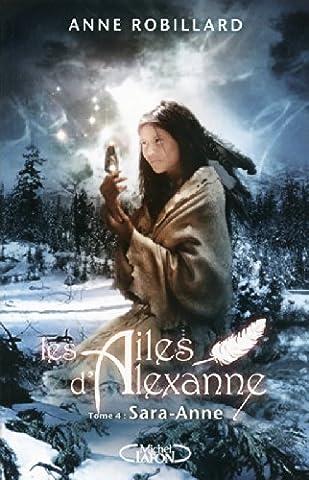 Les Ailes d'Alexanne T04