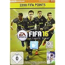 Fifa 16 - 2200 Fut Points (Code In Der Box) [Importación Alemana]