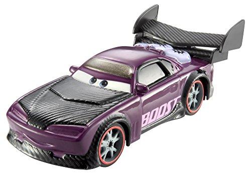 Disney Pixar Cars - CKD21 - Voiture Miniature - Couleur / Color Changers - Boost