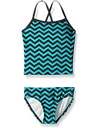 Kanu Surf Big Girls Alexa Tankini Swimsuit