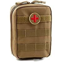 Preisvergleich für CCDZ Erste-Hilfe-Kit Ultra-Kompakte Outdoor-Medizinische Tasche Battlefield Für Die Arbeit Zu Hause Walk Sport...