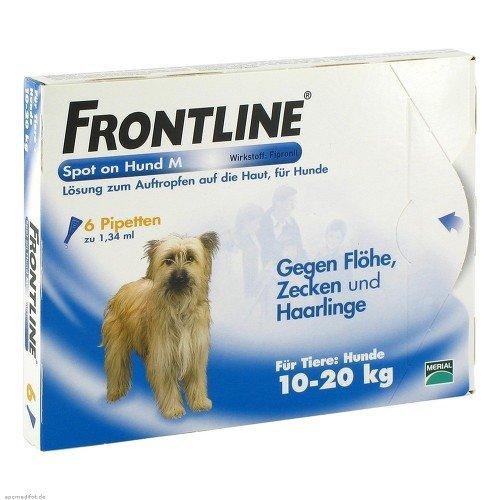 Frontline Spot on H20, 6 Stück -