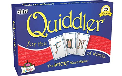 [UK-Import]Quiddler - A Spiel Round Word