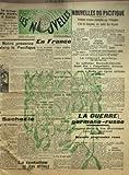 NOUVELLES (LES) N? 75 du 24-12-1941 UN MESSAGE DE NOEL DU MARECHAL - NOTRE PRESENCE DANS LE PACIFIQUE - SACHEZ-LE - DE MA PYRAMIDE - LA TENTATION DE JEAN MYTHILE PAR A REBUFAT - EN FRANCE - UN AVIS DES AUTORITES D'OCCUPATION ALLEMANDES - LE GOUVERNEU