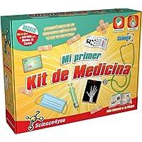 Science4you mi primer Kit di Medicina- giocattolo scientifico e educativo