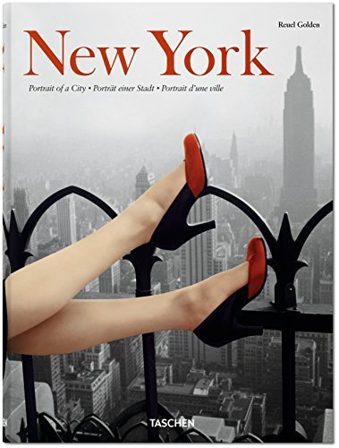 New York: Portrait Of A City by Golden, Reuel (2010) Hardcover