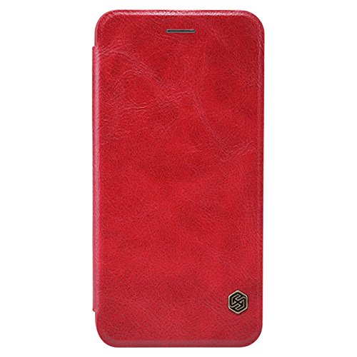 NILLKIN Qin Series Case Wallet Leather Flip pour iPhone 6 4.7Inch noir