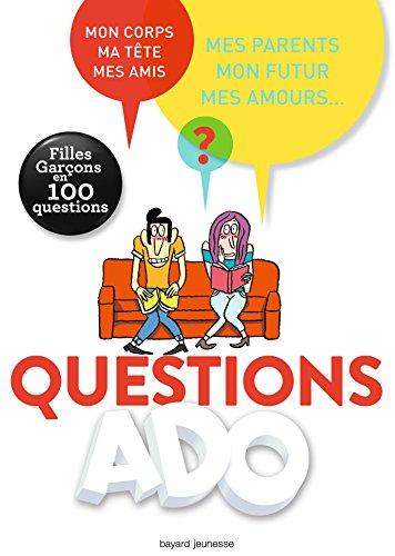 Questions ado Filles-garons en 100 questions: Filles Garons en 100 questions