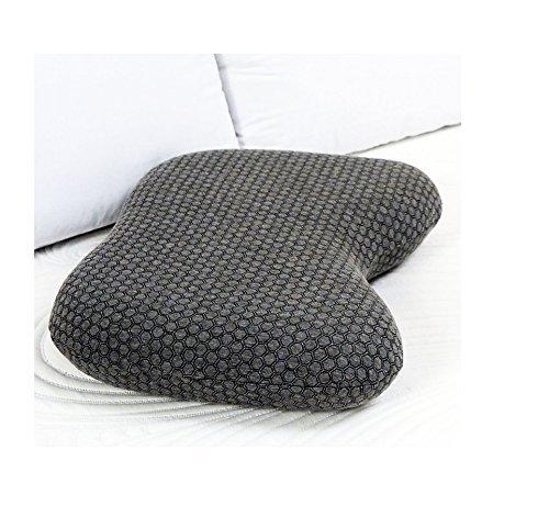 the-sharper-image-body-arc-gel-memory-foam-pillow-smdtsi1415-by-the-sharper-image