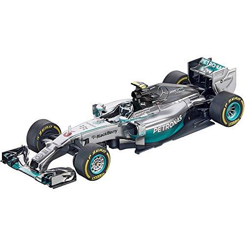 Carrera Evolution - Mercedes-Benz F1 W05 Hybrid 'N. Rosberg, No. 6', escala 1:32 (20027494)