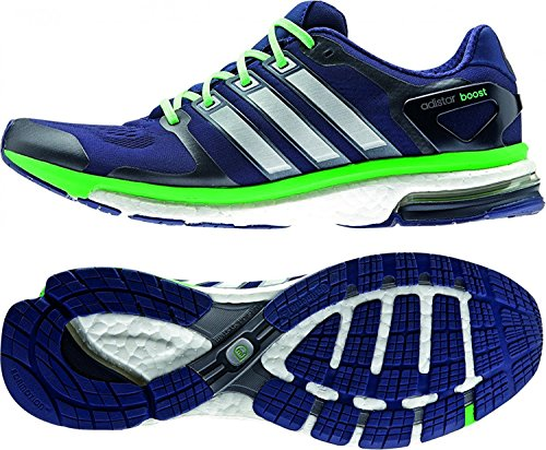 adidas - Chaussure adistar Boost ESM - Scarpe da corsa Uomo Blue Taglia 49 1/3