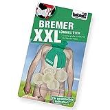 Bremer Spezial-LÜMMELTÜTEN: Mini-Kondome zum Schutz vor unerwünschter Vermehrung von Werder Bremen-Fans! Alle Hamburg, St.Pauli & Fußball-Fans Aufgepasst | Fanartikel zum Überraschen, Lachen & Ärgern