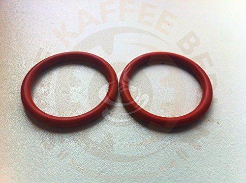 2 x SKB O-Ring für den Kolben der Saeco Brühgruppe 38x4