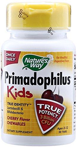 natures-way-primadophilus-kids-cherry-flavor-chewable-30-ct