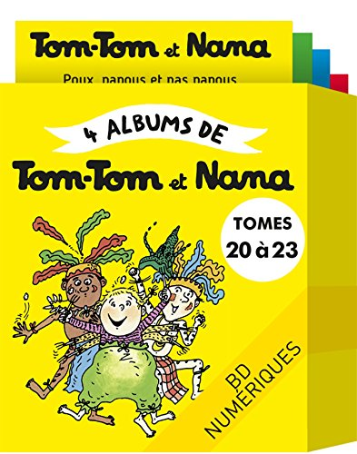 tom-tom-et-nana-compilation-nouvelle-edition-n3-french-edition