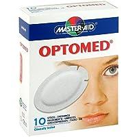 OPTOMED Augenkompressen steril selbstklebend 10 St preisvergleich bei billige-tabletten.eu