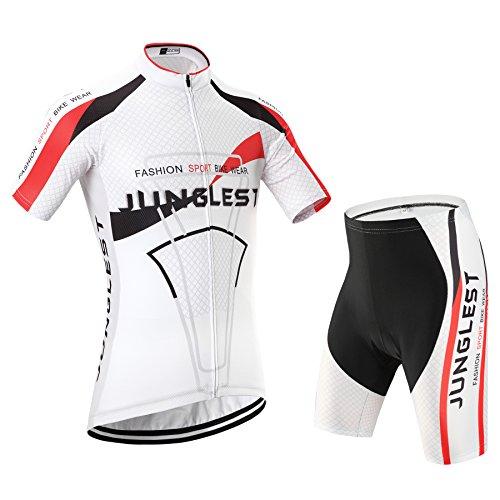 Maillot de Cyclisme Femme Manches Courtes jersey(S~5XL,option:Cuissard,3D Coussin) N22