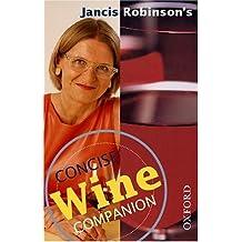 Jancis Robinson's Concise Wine Companion