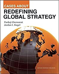 [(Cases about Redefining Global Strategy)] [By (author) Pankaj Ghemawat ] published on (October, 2011)