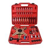 burrby Kupplung Ausrichtung Set, Sac selbst einstellen Kupplung Tool Kit 38 Komponenten Fahrzeug Reparatur Werkzeug-Set