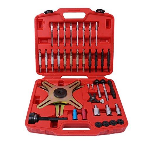ichtung Set, Sac selbst einstellen Kupplung Tool Kit 38 Komponenten Fahrzeug Reparatur Werkzeug-Set ()