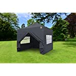 Gorilla Gazebo ® Pop Up 3x3m Heavy Duty Waterproof Commercial Grade Market Stall 4 Side Panels and Wheeled Carrybag… 13
