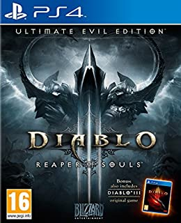 Diablo III - Ultimate Evil Edition [AT-PEGI] - [PlayStation 4] (B00M4A6NN2) | Amazon price tracker / tracking, Amazon price history charts, Amazon price watches, Amazon price drop alerts
