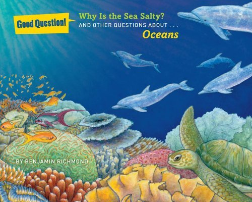 Why Is the Sea Salty?: And Other Questions about Oceans (Good Question!) by Ben Richmond (2014-07-01)