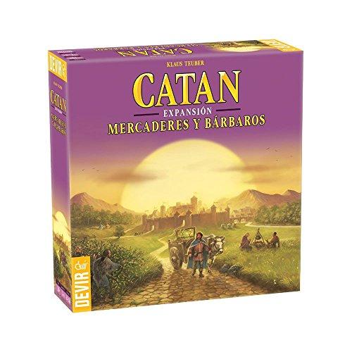 Catan Devir Erweiterung Händler und Barbaren, Brettspiel