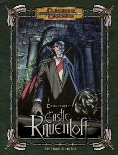 Expedition to Castle Ravenloft (D&D Supplement)